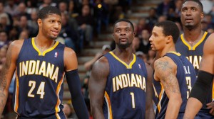 Roy Hibbert's defensive prowess explains why the Indiana Pacers are one of the best defensive teams in the NBA.
