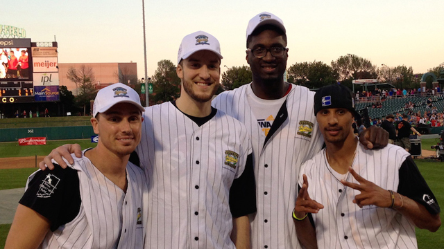 Roy Hibbert to Host Caroline Symmes Memorial Celebrity Softball Challenge