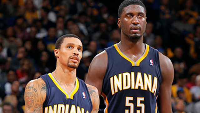 Roy Hibbert plans to spend the summer in Los Angeles