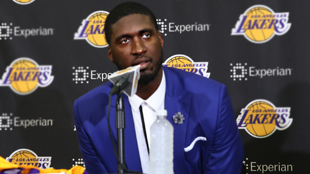 Roy Hibbert Brings Top Level Rim Protection and More